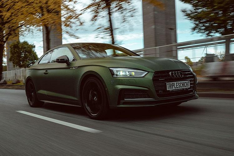 Audi A5 Autofolierung