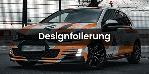 Designfolierung