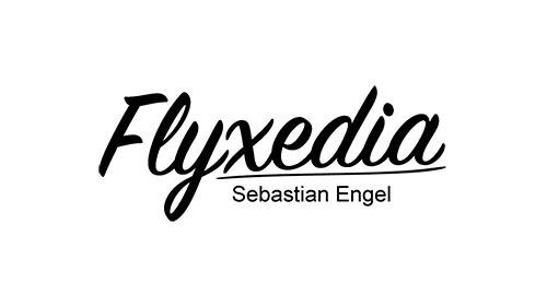 Logo unseres Partners flyxedia